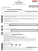 Family And Medical Leave Request Form - University Of Georgia