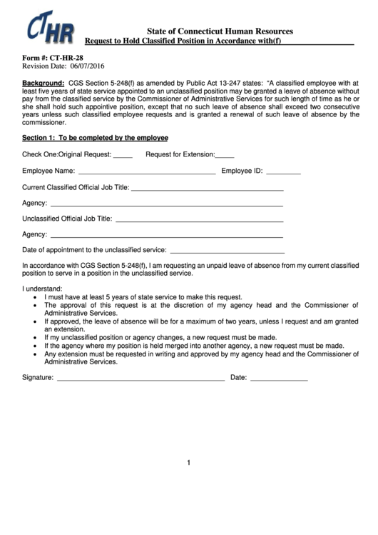 sample letter of request 178 connecticut forms and templates free to 1747