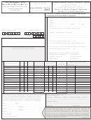 Tangible Personal Property Tax Return Form - Rental Form