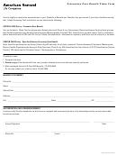 Aglc105137 - Preventive Care Benefit Claim Form