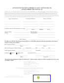Ac Form 8060-56 - Application For Replacement Of Lost, Destroyed, Or Paper Airman Certificate (s)