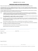 Employee Grievance Procedure Form