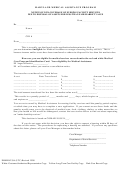 Form Dhmh-4235a - Notice Of Non-coverage Of Nursing Facility Services - 2008