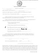 Dl-90a - Driver Education Affidavit