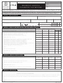 Form Ctx-r - Resident Agent's Cigarette Tax Return