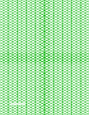 Isometric Graph Paper Staples Template