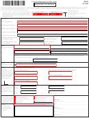 Form Dr-26 - Application For Refund Form