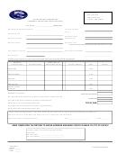 Business And Occupation Tax Return Form
