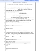 Application For Leave To Appear As A Legal Intern