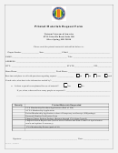 Printed Materials Request Form