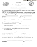 Individual Declaration Of Exemption Form