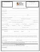 Non-conforming Use Application Form - Anne Arundel County Maryland