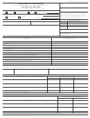 Form Ttb F 5000.24a - Excise Tax Return Form - Depatment Of The Treasury