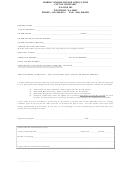 Mobile Vendor License Application Form - City Of Westport
