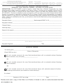 Form Oc-110aord - Request For Judicial Order - Access To Case Files - State Of New York - Workers' Compensation Board