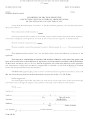 Form 10190 Suggestion Of Death Of Protectee And Petition That No Letters Of Administration Be Granted And To Close The Estate