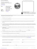 Form 35-2-831, Mca - Certificate Of Withdrawal Of Foreign Nonprofit Corporation Application - Montana