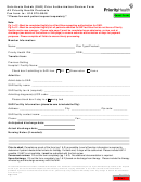 Sub-acute Rehab (sar) Prior Authorization Form - Priority Health