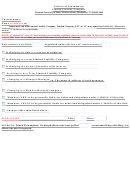 Articles Of Amendment Limited Liability Company - Vermont Secretary Of State