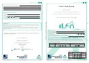 Elfin Form 02 - Infant Daily Dosing Log (34 Postmenstrual Weeks Of Age)