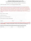 Application To Register A Corporate Or Llc Name Form - Secretary Of State, State Of Vermont