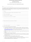 Form Si Tpa - Application For Third Party Administrator Permit