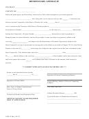Form Ucb-18 Beneficiary Affidavit