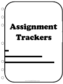 Assignment Trackers
