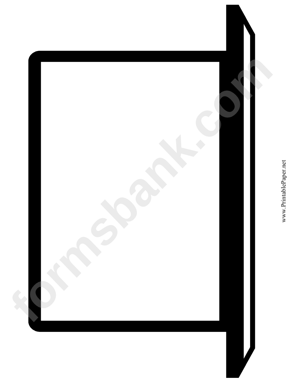 Door Sign Template printable pdf download