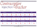 Contraceptive Injection Tracker