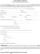 Santa Barbara Foundation Student Loan Deferment Request Form