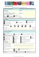 Patient Information And Referral Form