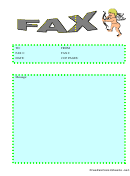 Cupid - Fax Cover Sheet