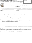 Trailer Inspection Form - Arkansas Towing & Recovery Board
