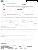 Membership Registration Form - City Of New York Department Of Parks & Recreation