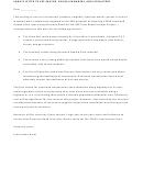 Sample Letter To Srp, Mayor, Council Members, And Legislators