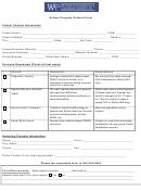 Autism Program Referral Form