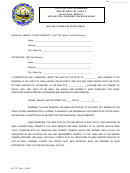 Form Rt 133 - Motor Fuel Distributor Bond Form - Departament Of Safety Road Toll Bureau, State Of New Hampshire