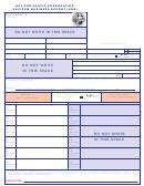 Form Cr2e037b - Not-for-profit Corporation Uniform Business Report (ubr)