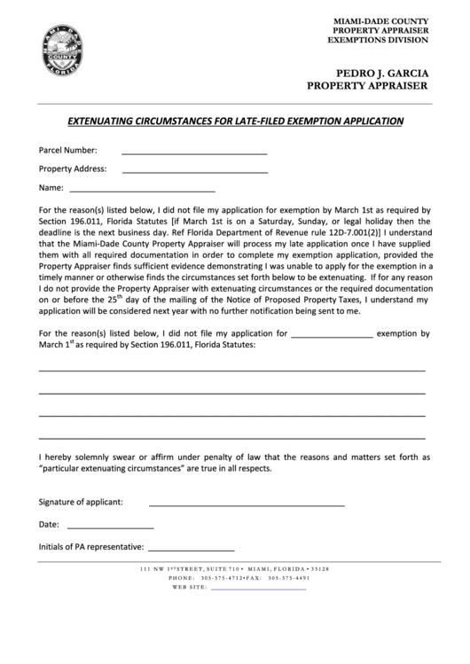 Dade County Property Appraiser