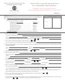 Form Ss-6007 Application To Renew Registration Of A Charitable Organization