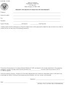 Form R-20128 - Request For Waiver Of Penalties For Delinquency