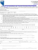Form Ohv 015 - Affidavit For Transfer Of Ohv Title For Estates Without Probate