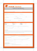 Gift Card Application Form