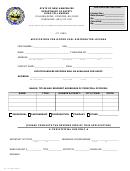 Form Rt 132 - Application For Motor Fuel Distributor License - Nh Road Toll Bureau - Fy2009