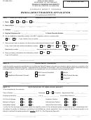Form Fp-0867-0215 Alternate Benefit Program Enrollment/transfer Application