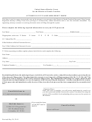 Attorney Ecf Password Reset Form