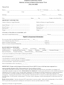Medical Consent & Media Authorization Form