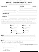 Post Manufacture Window Tint Inspection Report Template