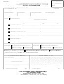 Form Lg02 - Status Change Form